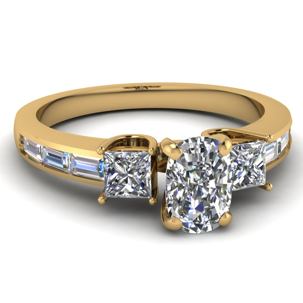 yellow-gold-cushion-white-diamond-engagement-wedding-ring-in-channel-prong-set-FDENS1021CUR-NL-YG